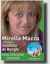 Marketing politico elezioni amministrative Borghi 2009